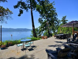 Victoria Area Deep Cove Ocean Front 5 Bedroom Private Vacation Home - Vancouver Island vacation rentals