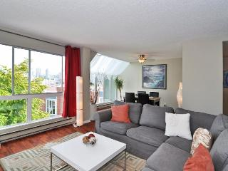 2 Bedroom Vancouver Condo Steps to Granville Island and Seawall - Vancouver vacation rentals