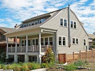 The Coastal Living House with guest house - Oceanfront - Pacific Beach vacation rentals