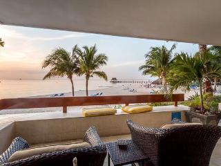 Villa Vista del Mar (5100) - Private Corner Unit, Residencias Reef, Building 1 - Cozumel vacation rentals