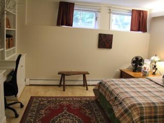 Burlington Hill Section (South End) spacious 1 bedroom - Burlington vacation rentals