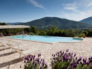 AGRITURISMO 5 SPiGHE RISTORANTE PISCINA PANORAMICA - Umbertide vacation rentals