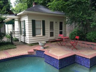 Charming Midtown Carriage House with Pool - Memphis vacation rentals