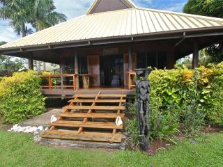 Private Bungalow and magic sunsets on Taveuni - Matei vacation rentals
