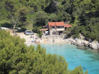 AMAZING apartment on the sandy beach - Zavalatica vacation rentals