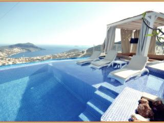 Seculed Villa in Kalkan EofK(FREE CAR OR TRANSFER - Kalkan vacation rentals