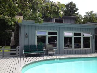 Woodstock-Pool, Hot Tub, Stream; 7 Acres; Hike&Ski - Woodstock vacation rentals