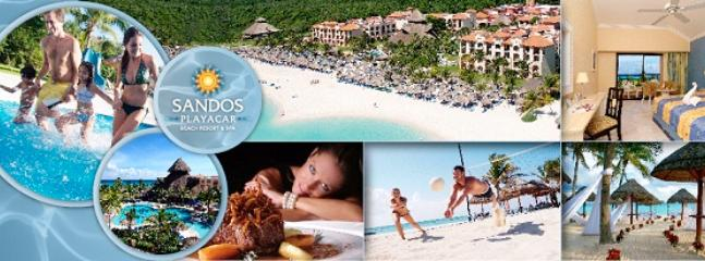 5-Star Sandos Playacar Beach Resort and Spa - 5-Star Resorts - with Exclusive Member Privileges - Playa del Carmen - rentals