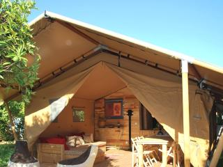 Eco glamping in Safari Tent , Cirali - Cirali vacation rentals