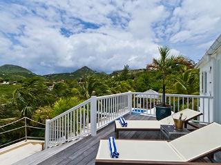Exceptional Pointe Milou villa combining sophistication and comfort. WV COO - Pointe Milou vacation rentals