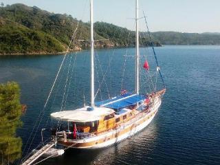 1 SEMAINE EN CHARTER CABIN SUR PALOMATISA - Volos vacation rentals