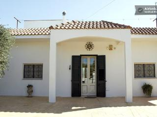 Small villa in the Salento coutriside. - Cutrofiano vacation rentals