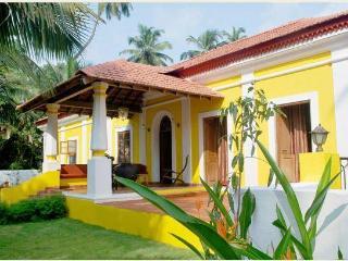 Goan Heritage Villa - Luxury - Goa vacation rentals