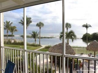 Sun Caper 108, Gulf Front, Elevator, Gym, Heated Pool - Fort Myers Beach vacation rentals