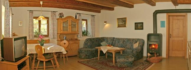 Vacation Apartment in Schwarzach - 861 sqft, natural, quiet, active (# 5387) - Bernried vacation rentals