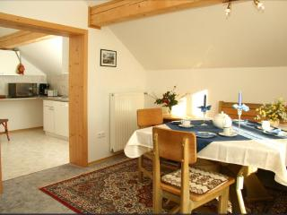 Vacation Apartment in Schwarzach - 861 sqft, natural, quiet, active (# 5389) - Bernried vacation rentals
