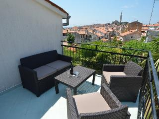 Apartment in center with a great view - Rovinj vacation rentals
