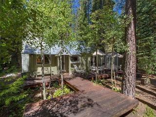 1 bedroom Cabin with Deck in Tahoma - Tahoma vacation rentals