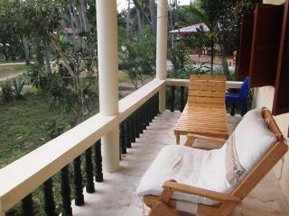 Ensuite double bedroom seaview H/Water Fridge A/C - Koh Phangan vacation rentals