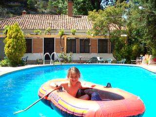 Detached villa with a private swimming pool,3 bed - Jorquera vacation rentals