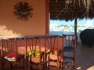 5BR Sleeps 4-14 Rooftop Paradise/Pool/Gated/Views - Cancun vacation rentals