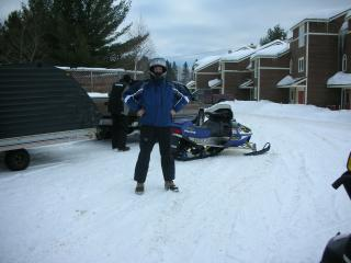 PRIME Fall And Winter Vacation Spot snowmobile@Ski - Bethel vacation rentals