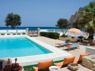 VILLA PARADISO: just 10 metres away from the sea - Erice vacation rentals