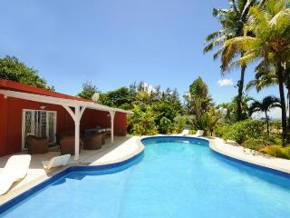 Villa Philibert, with pool on the beach - Riambel vacation rentals