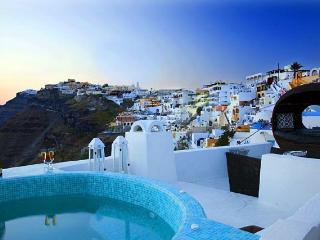 Santorini Luxury Holiday Blue Angel Villa/9 2030 - Fira vacation rentals