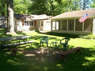 Shady Shores - George Lake. House w/lake access - Northeast Michigan vacation rentals