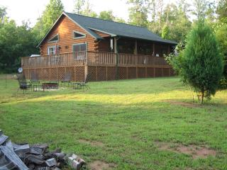 LUXE Cabin Less Then 3 Miles To Tryon Equestrian - Blue Ridge Mountains vacation rentals