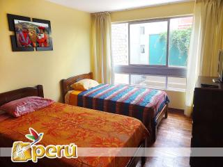 Comfortable apartment in Miraflores - Lima vacation rentals