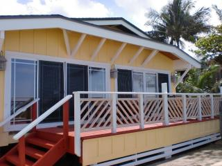 Sunset Hale B1 ocean front at Sunset Beach - North Shore vacation rentals