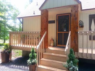sale 3/27 Lakefront hot tub & wood fireplace - Mount Pocono vacation rentals