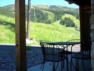 Luxury Ground-Level Condo...Hottub/Patio/Views! - West Glacier vacation rentals