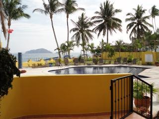 Stunning Views 2bdm Oceanfront Condo - La Peaita de Jaltemba vacation rentals