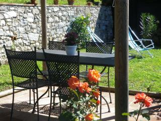 Charming cottage with garden in a terraced Tuscan village - Camaiore vacation rentals