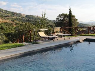 The Best Location in Cortona: Il Gonfianuvole - Cortona vacation rentals