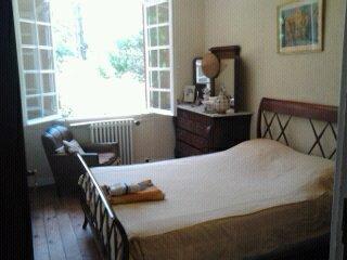 Biarritz jardin océan chambre double - Biarritz vacation rentals