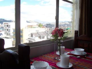 FRONT ROW VIEW OF COTOPAXI VOLCANO FROM QUITO!!! - Quito vacation rentals