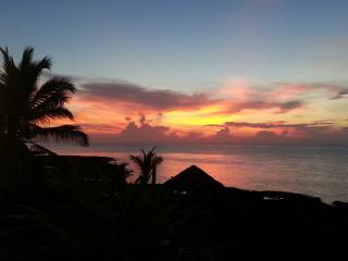 Ocean Front in Quiet Cul de Sac- Promo Discount - Puerto Aventuras vacation rentals