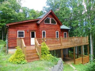 Falling Waters Location: Boone / Valle Crucis - Boone vacation rentals