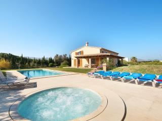 Villa with private pool in Pollensa (Can Ignaci) - Pollenca vacation rentals