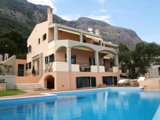 Luxurious Semi Detached Villa with Private Pool - Barbati vacation rentals