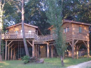 Cozy 2 bedroom Tree house in Urval with Television - Urval vacation rentals