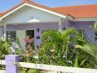 Villa Kashu central courtyard quiet country views    Villa Kashu, centraal rustig hofje landelijk zicht - Curacao vacation rentals