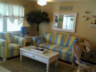 KEY WEST STYLE CONDO ACROSS THE STREET FROM BEACH - Indian Rocks Beach vacation rentals