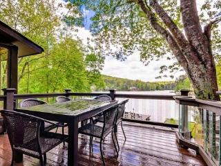 Lakefront home, Arcade, hot tub, swim-fish-boat - Waleska vacation rentals