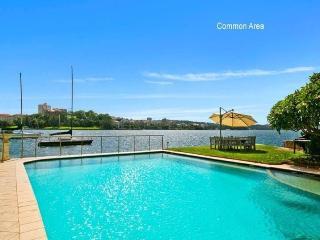 KIRR6 - Waterfront 3 bedroom executive apartment - Kirribilli vacation rentals