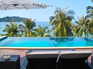 Beach Villa Phangan, Beachfront  pool villa - Koh Phangan vacation rentals